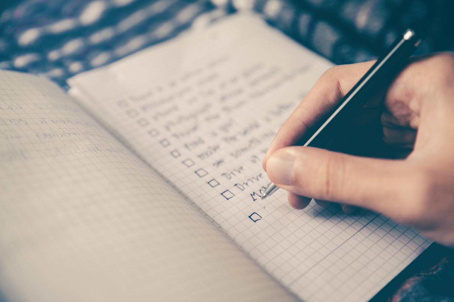 IR35 checklist