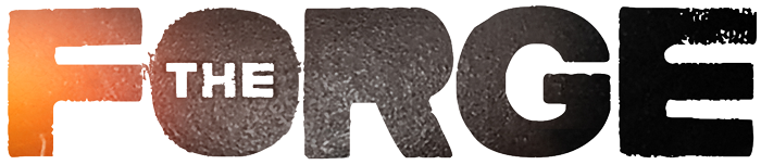 The Forge's logo