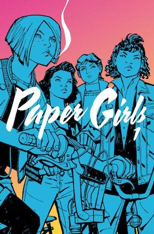 Paper Girls Season 2