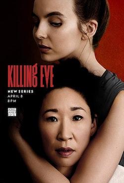 Killing Eve promotional poster