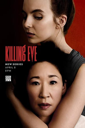Killing Eve promotional poster