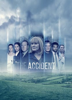 A promotional poster for The Accident (AKA The Light)