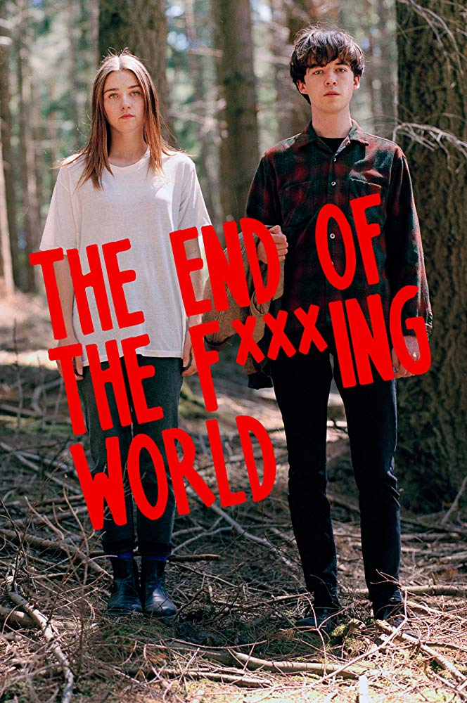 poster for The End of the F***ing World Season 2