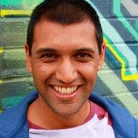 Portrait of Amit